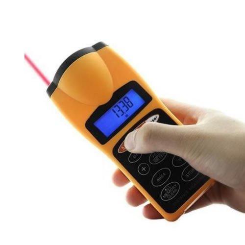 Generic Ultrasonic Distance Meter Measurer Distance Estimator Distance Measuring Device (Ultrasonic Measuring Device)