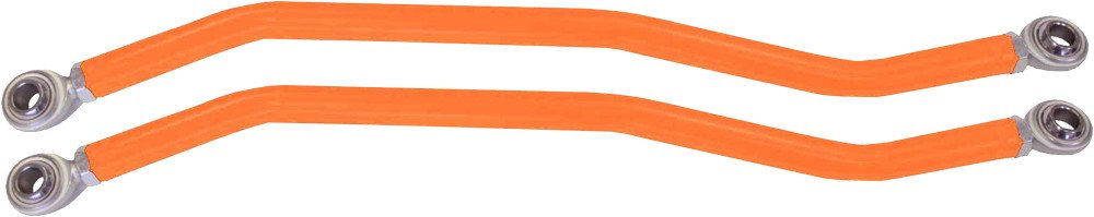 ModQuad Rear Radius Lowers Only Rods - Orange RZR-RRG-1K-OR-L