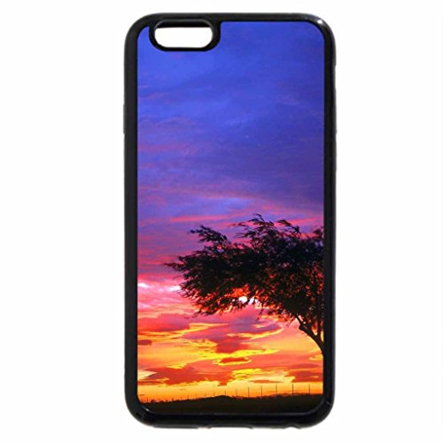 iPhone 6S / iPhone 6 Case (Black) Sunrise in Palmdale, California