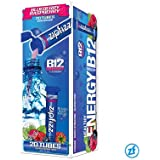 Zipfizz Sports Energy Drink Mix - Blueberry Raspberry