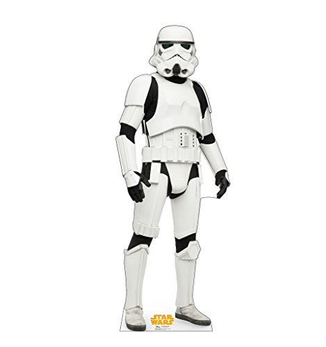 Advanced Graphics Stormtrooper Life Size Cardboard Cutout Standup - Solo: A Star Wars Story (2018 Film)]()