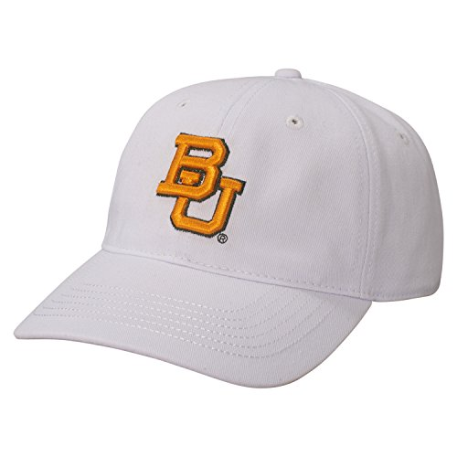 A Baylor Bears Epic Washed Twill Cap, Adjustable Size, White ()