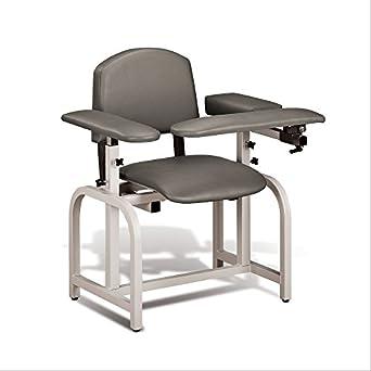 Astonishing Amazon Com Lab X Padded Phlebotomy Blood Draw Chair 20 Theyellowbook Wood Chair Design Ideas Theyellowbookinfo