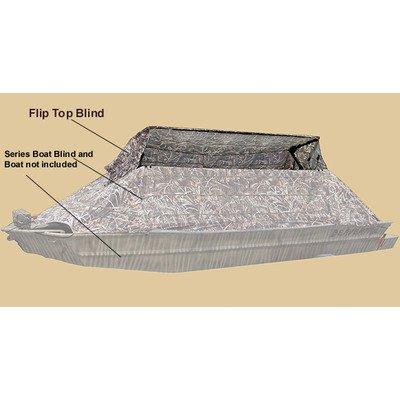 Beavertail 1800 Series Boat Flip-Top Blind, Max-4 -