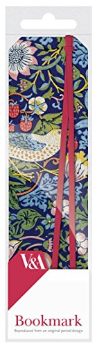 That Company Called If 97309 V & A Bookmarks - Strawberry Thief