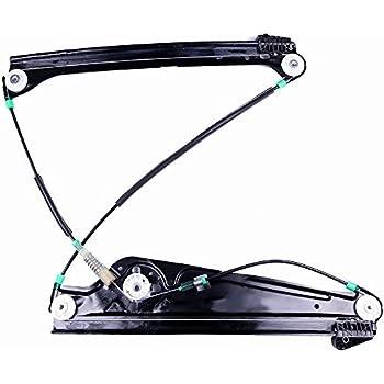 Power Window Regulators Front Right Passengers Side Replacement Parts for 2006-2008 BMW 750i//750Li 2003-2008 BMW 760Li 2008 BMW AlpinaB7 2004-2006 BMW 760i 2002-2005 BMW 745i//745Li