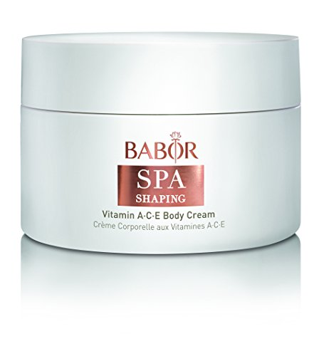 BABOR Spa Shaping for Body Firming Vitamin Ace Body Cream, 6.76 Oz