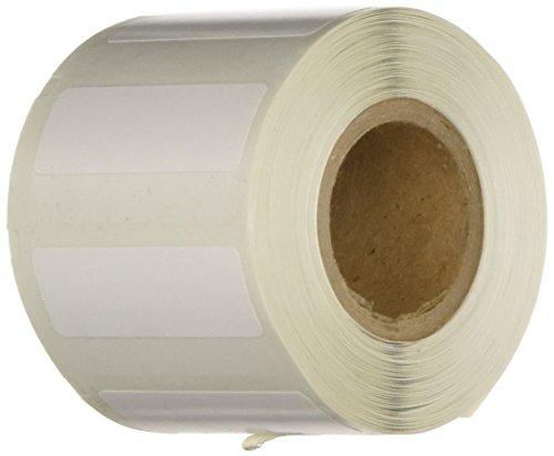 Brady CL-317-122 Tamper-Evident Paper I.D. Pro Plus,  Ls2000 & Bradymarker xc Plus Printer Labels , White (500 Labels per Roll, 1 Roll per Package)