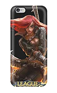 5223131K34032179 New Shockproof Protection Case Cover For Iphone 6 Plus/ League Of Legends Case Cover
