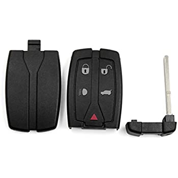 land rover lr2 key fob battery replacement