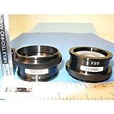 Meiji Techno MA517 Auxiliary Lens 0.5X, Working