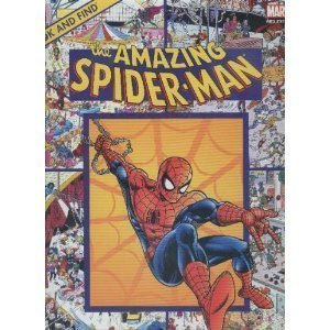 The Amazing Spider-Man (LOOK AND FIND)