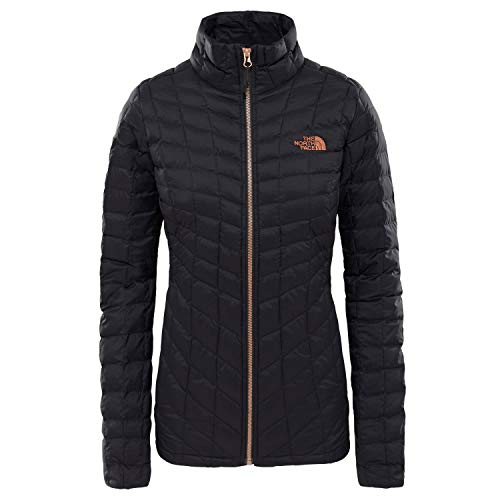 Con tnf Giacca T93brl Black Copper Cerniera Thermoball The Face North metallic Donna Nero 6wqzBXR