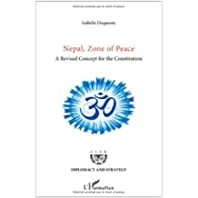Nepal, zone of peace - a revised concept