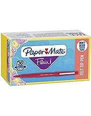 Paper Mate Flair Felt Tip Pens, Ultra Fine Point