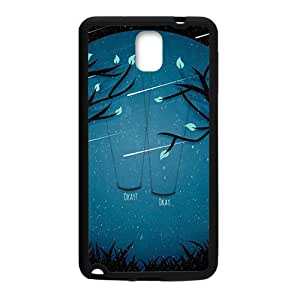 Meteor moon swing beautiful scenery Cell Phone Case for Samsung Galaxy Note3