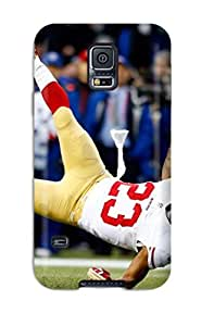 For JeffreySCovey Galaxy Protective Case, High Quality For Galaxy S5 Seattleeahawks Skin Case Cover