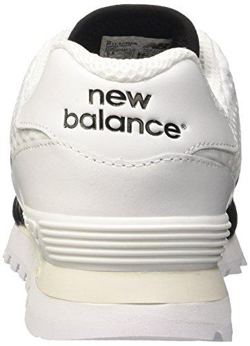 Textile New Ginnastica da Balance Lifestyle Nero Scarpe Uomo agwwSCqn