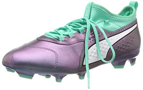 Blanc puma Football Chaussures Vert De 01 3 Fg Pour Shift Puma Violettes Lth puma Hommes One biscay Noir Il color 0fFaqwSTx