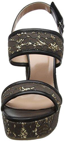 sandal D'argento Delle platino Sandali Sling W Indietro Donne 900 Pollini I dOXcXqf