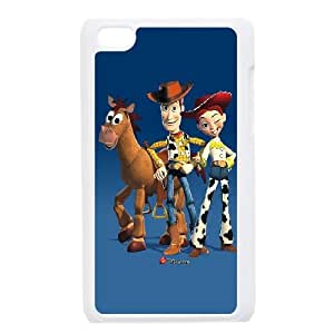iPod Touch 4 Case White Toy Story Nkkjn