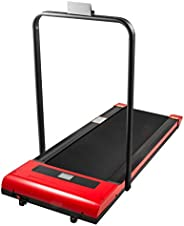 VEVOR Under Desk Treadmills, Treadmill Machine with Remote Control, Treadmill with LED Display, 1-6.0km/h Spee