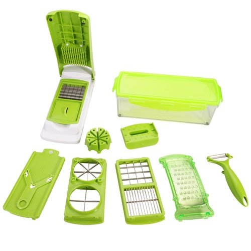 Purchase 10-in-1 Multi Function Vegetable Cutting Kitchen Knives cheapest