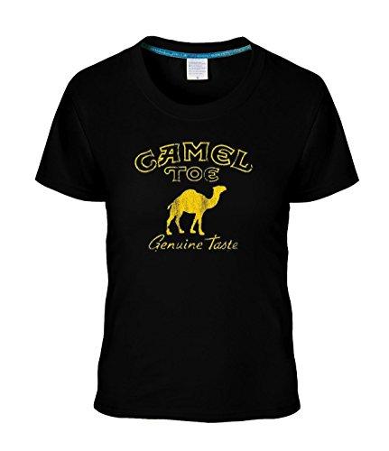 Beatles Rock Women's T-shirt Vintage Camel Toe Genuine Taste tshirts black