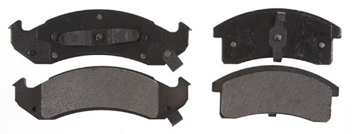 ACDelco 17D623MX Professional Severe Duty Semi-Metallic Front Disc Brake Pad (Chevrolet Camaro Front Brake Pads)