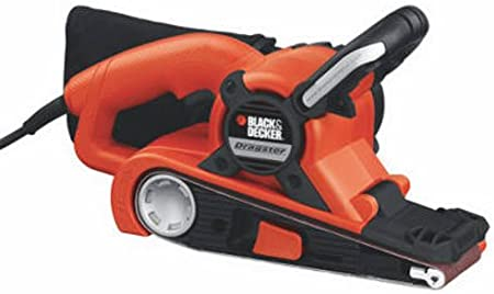 Black & Decker DS321 Dragster 7 Amp 3-Inch by 21-Inch Belt Sander with Cloth Dust Bag