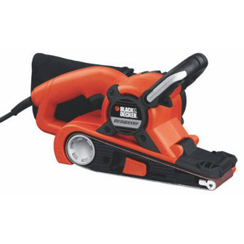 (BLACK+DECKER DS321 Dragster 7 Amp 3-Inch by 21-Inch Belt Sander with Clot)