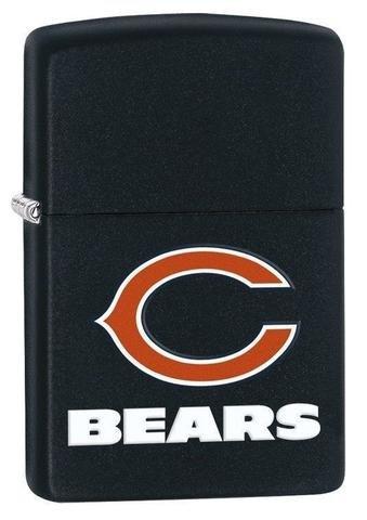 Zippo Zippo Lighter Nfl (Zippo Lighter NFL Chicago Bears Black Matte)