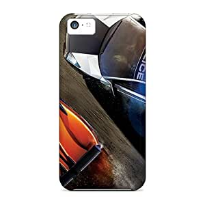 CarlHarris Cases Covers For Iphone 5c - Retailer Packaging High Speed Chase Protective Cases