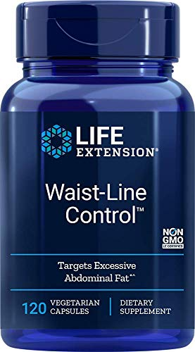 Life Extension Waist Line Control 120 Vegetarian Capsules