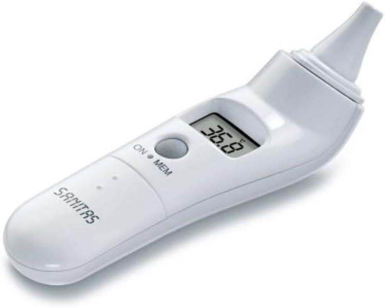 XIANGHUi Fieberthermometer Infrarot Stirnthermometer Stirn Digital Thermometer f/ür Baby und Erwachsene Tiere