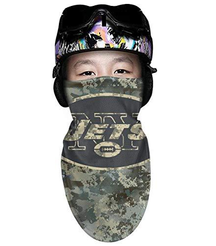 RHARAD Half Balaclava Fleece Winter Warm Camouflage Camo Tactical Winter Face Mask for Kids Boys ()