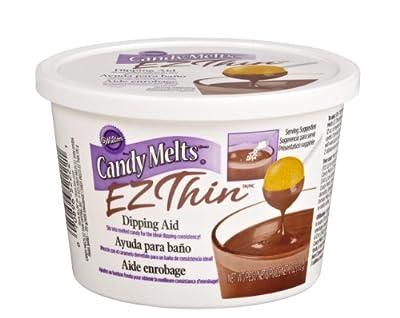 Wilton 1911-2222 Candy Melts Ez Thin
