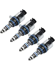 53032152AD Cylinder Deactivation Solenoid Replacement for Dodge Charger Durango Ram 1500 Aspen 300 Grand Cherokee 2005-2009 Multiple Displacement Solenoid Part# 916-511, 916-511XD AKWH (Set of 4)