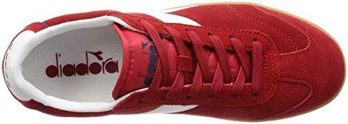 Scarpe Diadora Capitale Donna Rosso rosso Uomo Per E Sportive Kick TwxqgwdaZ