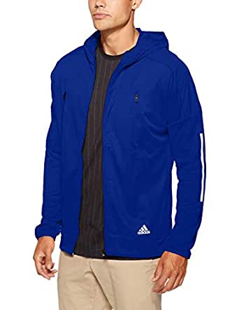 adidas Men's CW3245 ID Hybrid Jacket, Mystery Ink, M