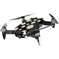 MightySkins Skin for DJI Mavic Air Drone - Daisies | Min Coverage Protective, Durable, and Unique Vinyl Decal wrap cover | Easy To Apply, Remove, and Change Styles | Made in the USA