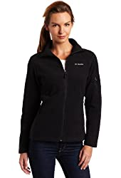 Columbia Women's Fast Trek II Full-Zip Fleece Jacket