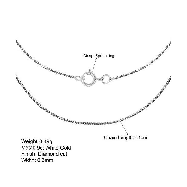 Carissima Gold Collar de mujer con oro 9 K (375) Carissima Gold Collar de mujer con oro 9 K (375) Carissima Gold Collar de mujer con oro 9 K (375)
