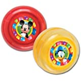 Procos Playful Mickey Mouse Party Bag Fillers/Favours - Yoyos (6 pack)