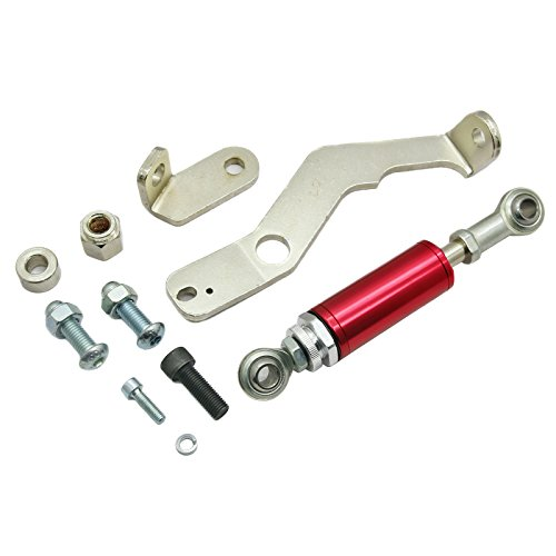 Torque Damper Engine Brace Mount Kit For Honda Civic EG EG6 EG9 D15B D16A (Engine Damper Brace)
