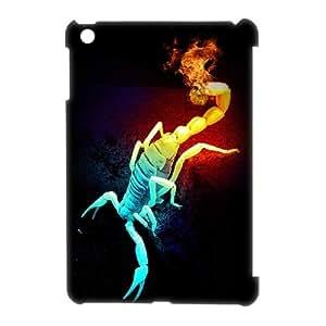 GRTT Best Quality Diy iPad Mini 3D Case Scorpion 3D Bumper Plastic Customized Case RT808275
