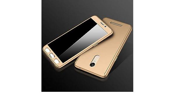 Amazon.com: KCHHA Phone case 360 Full PC Coque for Xiaomi ...