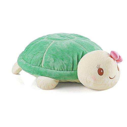 Soft Plush Sea Turtle for Girls Women, 11.8