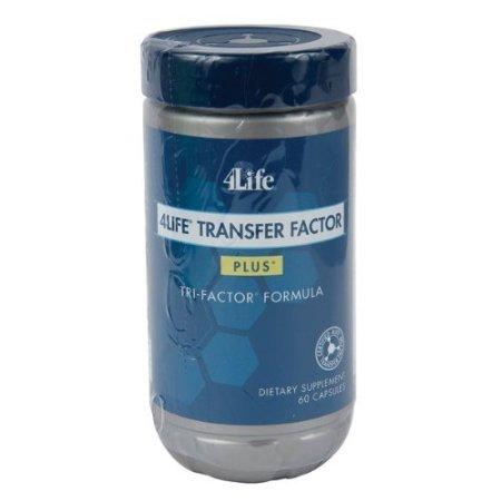 4Life Transfer Factor PLUS Tri-Factor Formula by 4Life 60 capsules