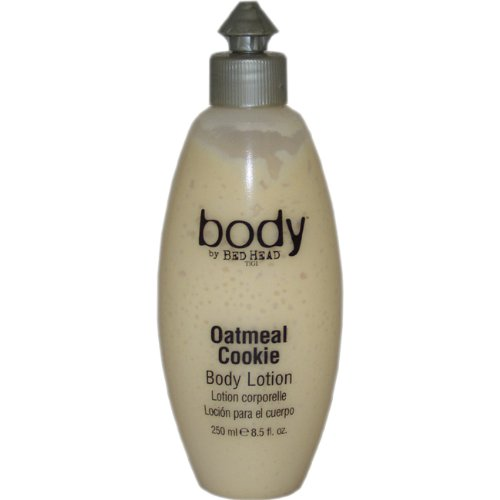 TIGI Bed Head Oatmeal Cookie Body Lotion, 8.5 Ounce (Cookie Oatmeal Body)